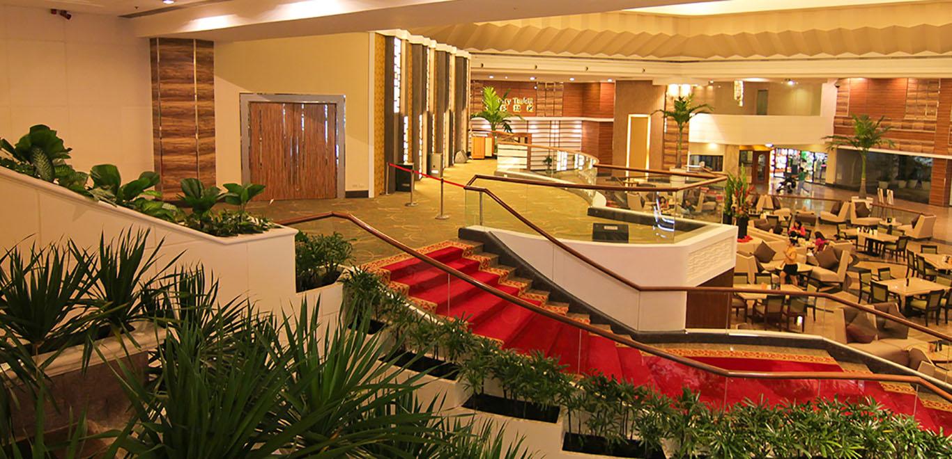 WORLD CLASS HOTEL FACILITIES